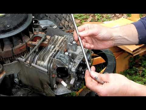 Ariens zero turn mower repair Part 3