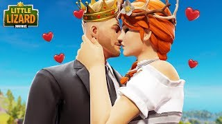 DRIFT GETS MARRIED TO AUTUMN QUEEN!!! - Fortnite Short Films