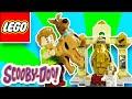 "SCOOBY DOO Parody ""Mystery Museum with Scooby Doo & Shaggy Legos"" a Scooby Toy Parody"