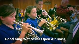 Good King Wenceslas - The Salvation Army Band - Christmas Carols - Open Air Music Program