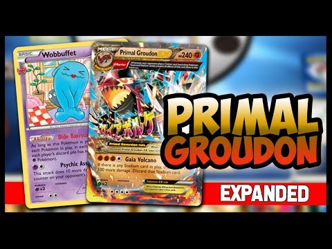 How many people will try to Guzma my Primal Groudon EX? Pokemon TCG Online Gameplay