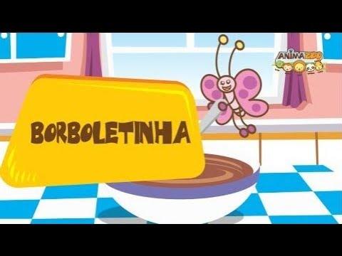 Música A Borboletinha