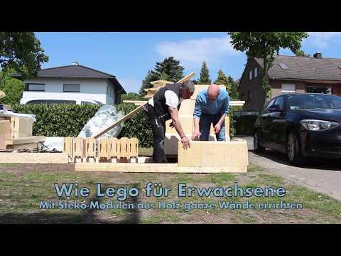 Steko-Module: Lego bauen für Erwachsene