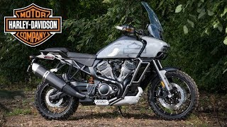 Harley-Davidson Announces Four Completely New Motorcycles!