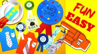 7 Fun And Easy Fathers Day Crafts For Kids