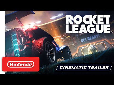 Rocket League – Cinematic Trailer – Nintendo Switch