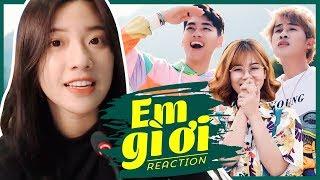 EM GÌ ƠI | K-ICM x JACK | FANNY REACTION