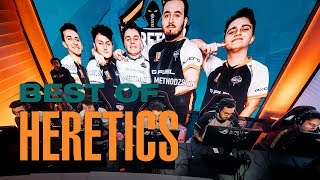 LO MEJOR de TEAM HERETICS en el CWL Pro League Qualifer