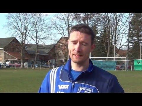 Interview Trainer Maik Holstein nach Unterwellenborn
