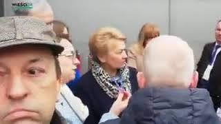 Zbyt duże zainteresowanie konwencją wyborczą Andrzeja Dudy.