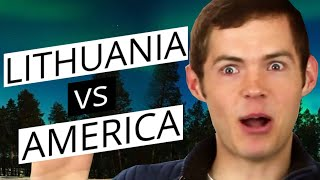 The Truth About Living In Lithuania | An Americans Point Of View