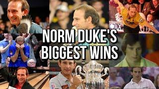 Norm Dukes Biggest Wins