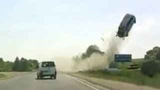Car Crashes Compilation 2015 (3) - Incredible Car Accidents caught on Dashcam!