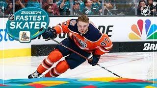 2019 Bridgestone NHL Fastest Skater