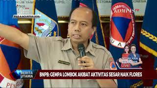 BMKG Sebut Gempa di Lombok adalah Hal yang Wajar