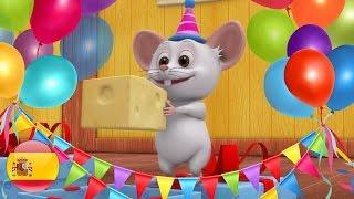 Cumpleaños Feliz |Canciones Infantiles |Canciones Para Niños | Música Para Bebés | Happy Birthday