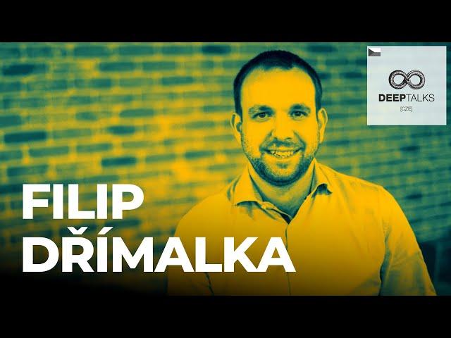DEEP TALKS 82: Filip Dřímalka – Expert na inovace a dovednosti pro 21. století