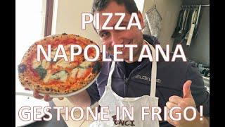 Ricetta Completa Per Pizza Napoletana Con Gestione In FrigoRecipe For Neapolitan Pizza With Fridge