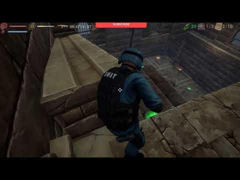 Vugluskr: Zombie Rampage Gameplay (PC Game).