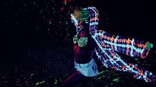 "Major Lazer ft. Laidback Luke & Ms. Dynamite - ""Sweat"" (Official Video)"