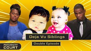 Deja Vu Siblings: Bombshell Paternity Doubt Regarding Two Sisters (Double Episode)   Paternity Court