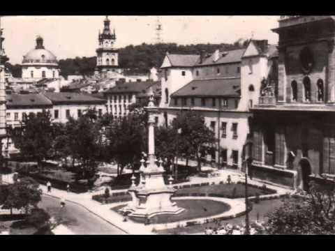 """Chor Dana we Lwowie - Tango """"Dlaczego mnie zdradzilas?"""" (ca 1933)"""
