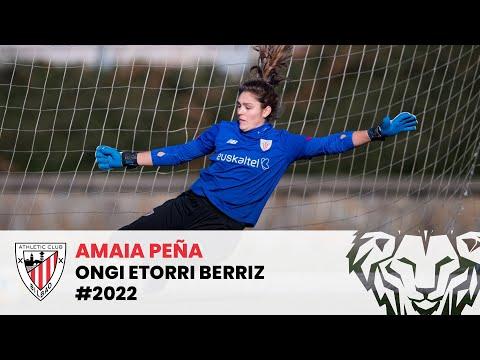 ✍️💥 Amaia Peñak 2022ra arte sinatu du Athletic Clubekin
