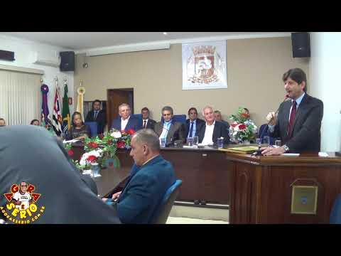 Deputado Estadual André do Prado recebe o Titulo de Cidadão em Sessão Solene 2018