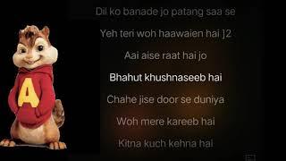 Ajab Si chimpunk song with lyrics HD - YouTube