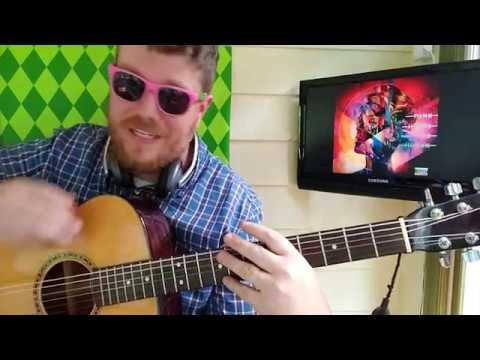 Hurts 2B Human - P!nk, Khalid // easy guitar tutorial beginner lesson