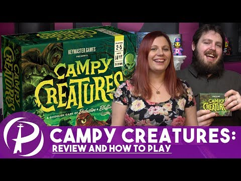 Campy Creatures: Video Review