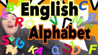 アルファベット発音 Foundation/Unit1/Lesson1[#94]