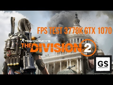 THE DIVISION DirectX 12 vs DirectX 11 | GTX 1070 Frame Rate