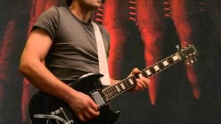 Accept-Pandemic guitar