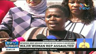Wajir Woman Rep. Fatma Gedi Assaulted