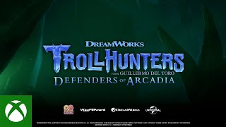 Xbox Trollhunters: Defenders of Arcadia | Launch Trailer anuncio