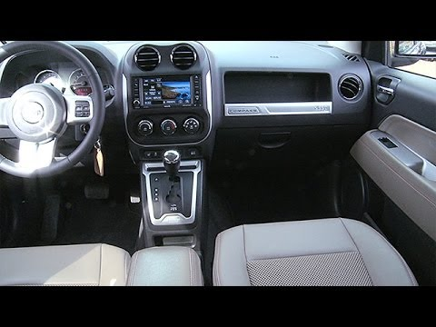 2014 Jeep Compass Interior Review