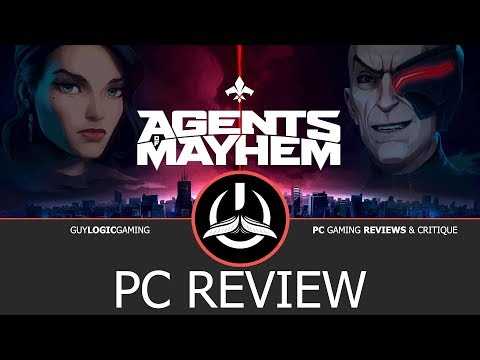 Agents of Mayhem - Logic Review video thumbnail