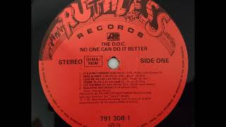 The D.O.C. - Let The Bass Go (Vinyl LP)