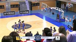 Baloncesto | GRAN CANARIA - UCAM MURCIA CB - 1/8 De Final, Campeonato De España Cadete Masculino
