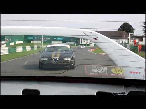 Mallory Park 2017 – Race 1 – Dave Messenger – Rear View