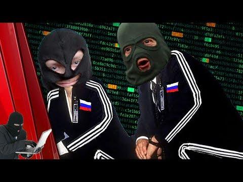 Napadli nás Ruští hackeři ! ! ! !