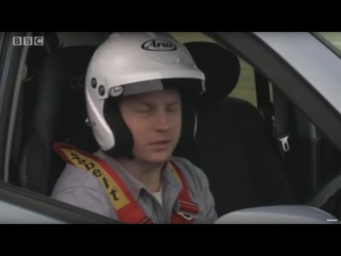 Kimi Raikkonen Lap Behind the Scenes | Top Gear