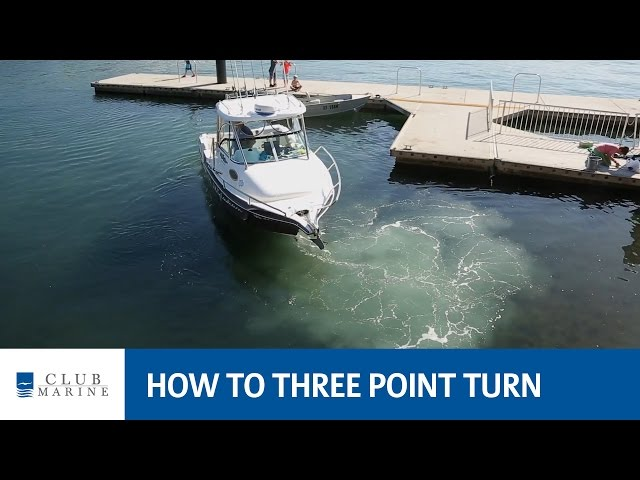 How to do a three point turn with Alistair McGlashan