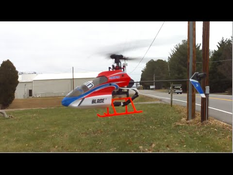 Blade MCPX V2 Helicopter 1st Backflip