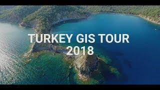 Традиционное выездное мероприятие Turkey GIS Tour 2018