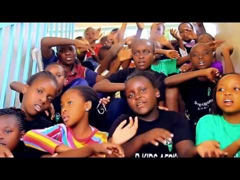 Super kids Africa- song :super kids anthem)