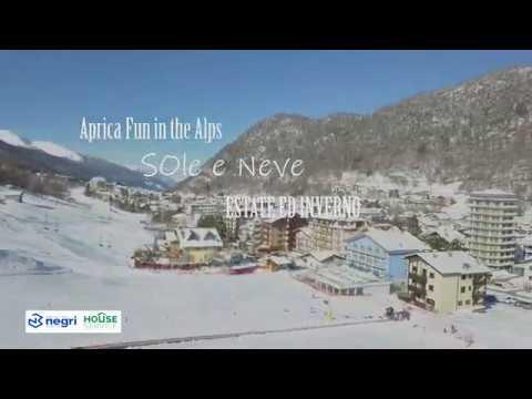 Video - Aprica - Campetti da Sci - Appartamento in vendita