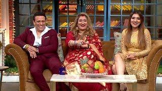 "Watch out for exclusive uncensored footage of ""The Kapil Sharma Show"" - Govinda, Sunita Ahuja & Tina Ahuja Episode. Sit back & enjoy.  Subscribe to my Channel: http://bit.ly/SubscribeToKapilSharmaK9   Popular Videos ⦿ The Kapil Sharma Show - Udit Narayan, Deepa Narayan, Aditya Narayan - https://youtu.be/llikbd98S1A  ⦿ The Kapil Sharma Show - Movie The Sky Is Pink Episode Uncensored - https://youtu.be/K5dYbAPwvT4  ⦿ The Kapil Sharma Show - Movie WAR Episode Uncensored - https://youtu.be/tyUQe8RXKOQ  ⦿ The Kapil Sharma Show - Manoj Bajpayee, Pankaj Tripathi, Kumar Vishwas - https://youtu.be/um3rySzJ6rA  ⦿ The Kapil Sharma Show - Movie Pal Pal Dil Ke Paas Episode Uncensored - https://youtu.be/oD0Medx6Jgo  ⦿ The Kapil Sharma Show - Movie Dream Girl Episode Uncensored - https://youtu.be/pEPxFTBBxrA  ⦿ The Kapil Sharma Show - Movie Chhichhore Episode Uncensored - https://youtu.be/1AmZy4bSleY  ⦿ The Kapil Sharma Show - Movie Saaho Uncensored Footage - https://youtu.be/CQbJTJkBWIw   Follow me : Facebook - https://www.facebook.com/Kapilsharmapunj/ Instagram - https://www.instagram.com/kapilsharma Twitter - https://twitter.com/KapilSharmaK9  #KapilSharma #Govinda #Comedy"