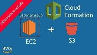 AWS CloudFormation Tutorial | AWS CloudFormation Demo | AWS